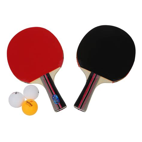 how long is a table tennis regail table tennis set 2 racket 3 ball 1 racket pouch