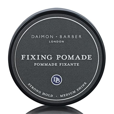 Pomade The Daimon Barber daimon barber fixing pomade 100g feelunique
