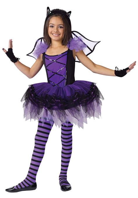halloween costumes girls child batarina costume