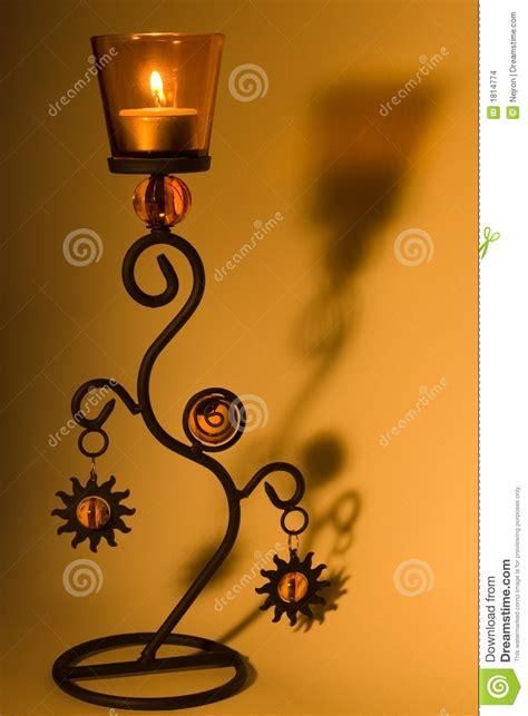 candela magica candela magica fotografia stock immagine di riflessione