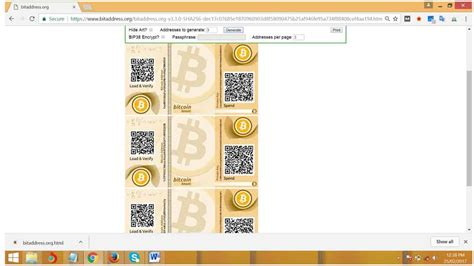 Lookup Bitcoin Address Make A Bitcoins Address Satoshi Bitcoin Paper