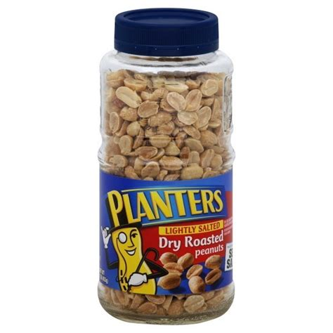 Are Planters Roasted Peanuts Healthy planters roasted peanuts get healthy designation