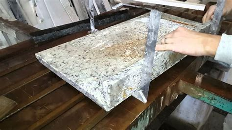 unir encimera de madera cabezal para corte de marmol y granito a 45 grados youtube