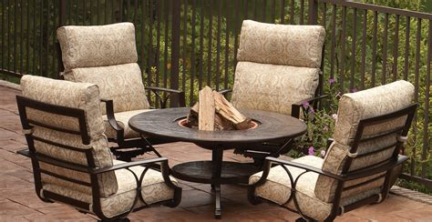 Firepit Table And Chairs Dining Table Pit Dining Table Chairs