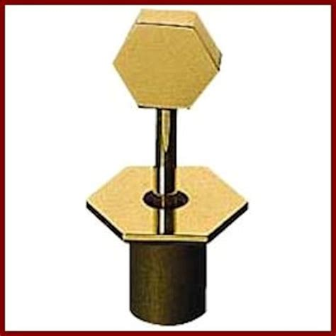 hexagonal gas key and cover northshore fireplace