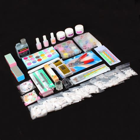 Nagel Zubeh R by Nail Acrylic Set Nagelkunst Acryl Puder Nail