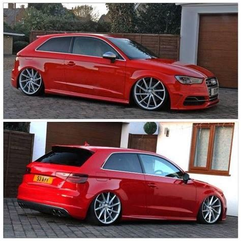 Audi S3 Wagon by Audi A3 Wagon Bagged On Cvt S Customer Submissions