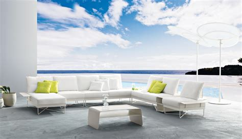 outdoor white furniture beautiful outdoor living furniture home designing