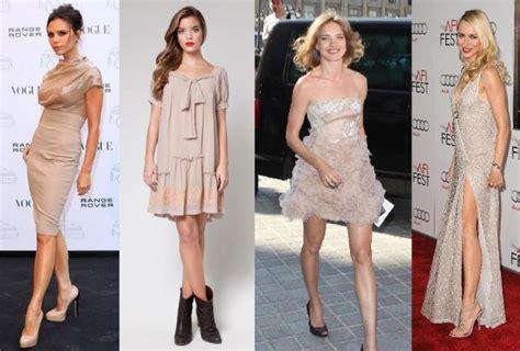 Quelles Chaussures Avec Robe Corail - quelles chaussures porter avec une robe couleur chair