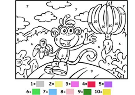 Coloriage 224 Colorier Coloriage Magique Imprimer Maternelle L