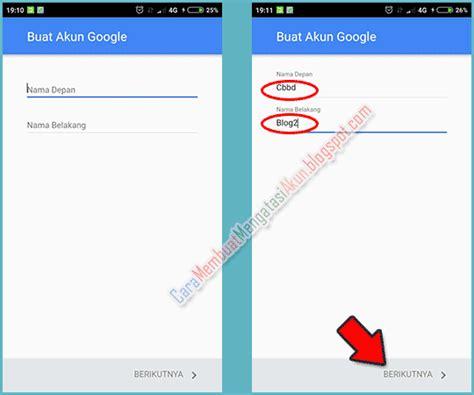 cara membuat akun xiaomi indonesia begini lho cara menambah akun google di xiaomi 4x gambar