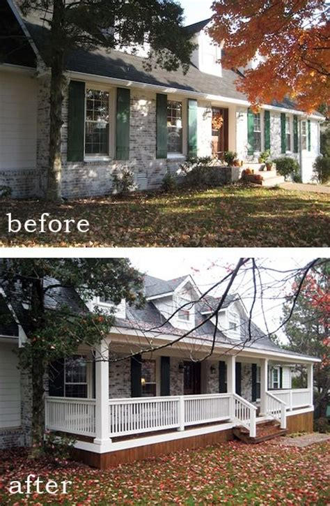 before after a modern cottage the modern country cottage feel of this sweet home