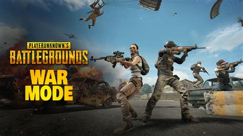 pubg war mode the the bad and the about pubg s war