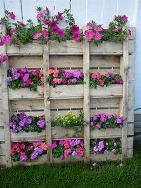 Pallet Wall Planter by Stunning Pallet Wall Planter Projects Pallet Ideas