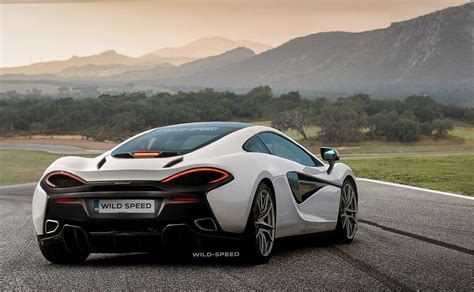 Sport Series entry level sports series model could be mclaren 540c