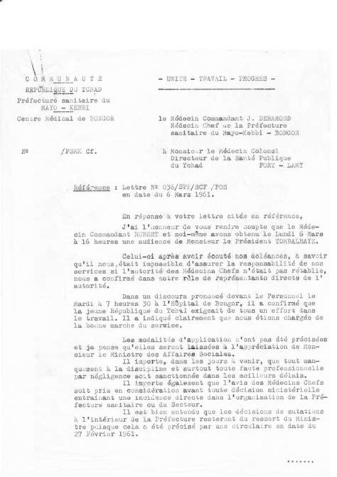 Exemple De Lettre Administrative Sous Couvert Modele Lettre Sous Couvert De La Voie Hierarchique Document