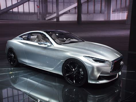 Infiniti Q60 Concept Infiniti Q60 Concept Fusing Exhilaration And Power