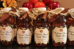 fall bridal shower favor ideas a diy bridal shower for fall brides to be