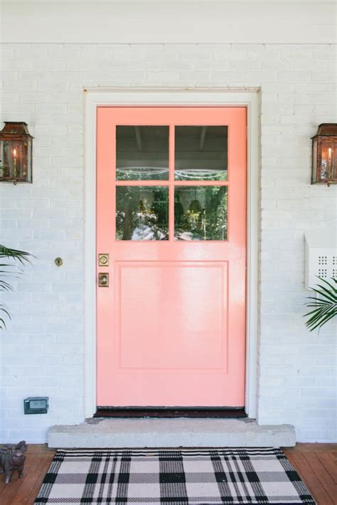 colorful doors 15 beautiful farmhouse front doors city farmhouse