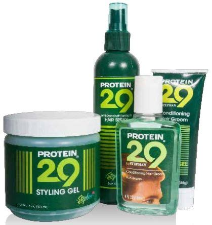 protein 29 gel protein 29 quot family quot of products obsolete hair products