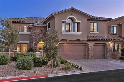 Summerlin Luxury Homes Homes Las Vegas Summerlin House Plan 2017