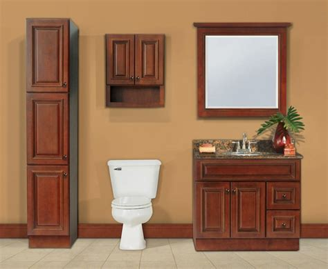 Bathroom Vanities With Linen Cabinet Appealing Bathroom Linen Cabinets And Vanities Roselawnlutheran