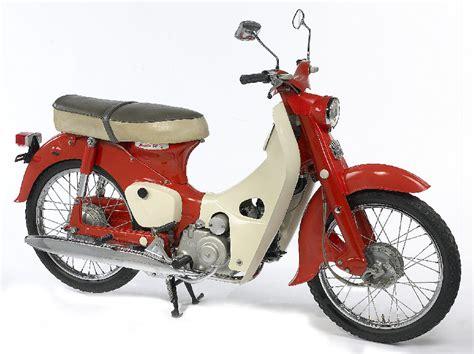50ccm Motorrad Honda honda 50cc generation of honda