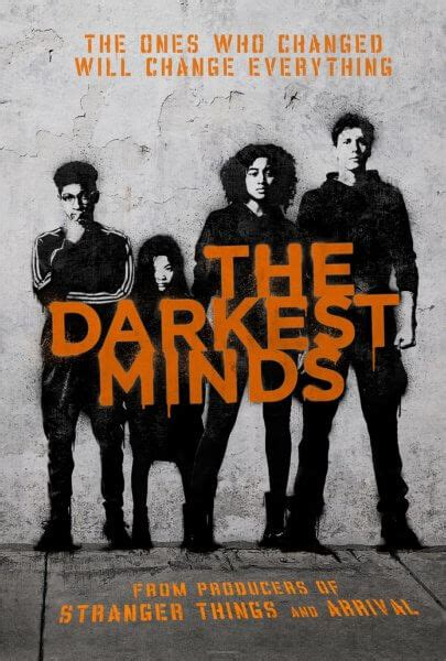 darkest hour movie trailer release date poster cast the darkest minds with mandy moore releases its first