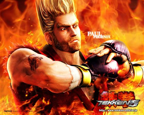 game wallpaper tekken 5 hd wallpapers tekken 5 game hd wallpapers all characters