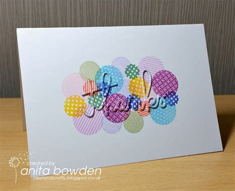 Easy Handmade Thank You Cards - 224 best images about thank you cards on