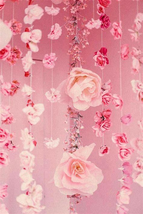 flower wallpaper aesthetic f o l l o w ig pin christpensandfire pink