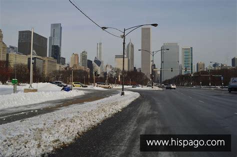 fotos chicago invierno chicago en invierno fotos enero 2014