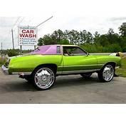1977 Chevrolet Monte Carlo Donk A Ford Granada