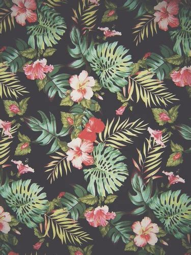 flower pattern we heart it add a caption we heart it image 2127055 by brshg on