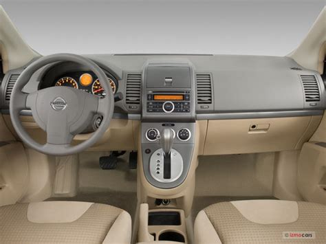 2008 Nissan Sentra Interior by 2008 Nissan Sentra Interior U S News World Report