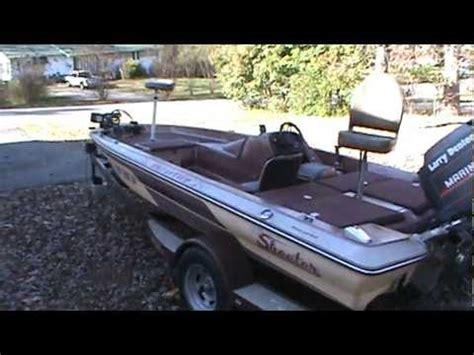 1987 skeeter starfire 150 bass boat youtube - 1988 Skeeter Bass Boat Manual