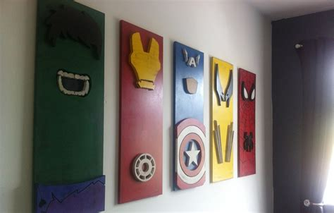 marvel home decor marvel comics boys room decor trazza design