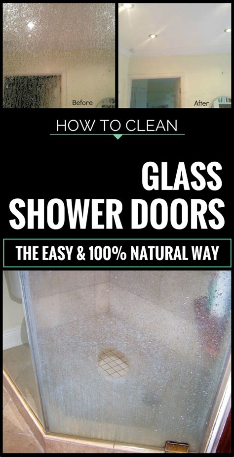 How To Clean Glass Shower Doors With Vinegar 10 Ways To Use Baking Soda For Bathroom Cleaning