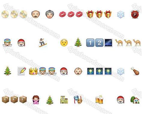 christmas film emoji quiz 100 pics christmas emoji level 21 40 answers 4 pics 1