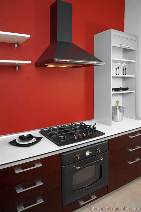 red wall kitchen ideas quicua com red wall kitchen ideas quicua com