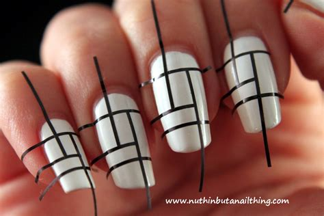tutorial nail art striping nuthin but a nail thing salons direct striping tape
