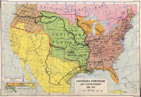 united states map louisiana purchase 6 ways gun was connected to racism