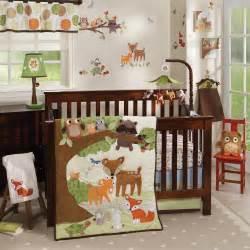 Woodland Nursery Bedding Set Woodland Tales By Lambs Lambs