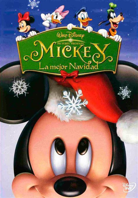 la mejor navidad cartel de mickey la mejor navidad poster 1 sensacine com