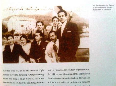 biografi pendidikan habibie biografi bj habibie sang ahli pesawat terbang visioner