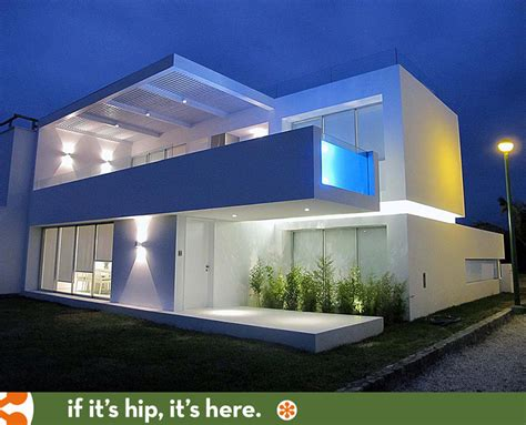 Ultra Modern Home Design by If It S Hip It S Here Archives Modern Beach House In