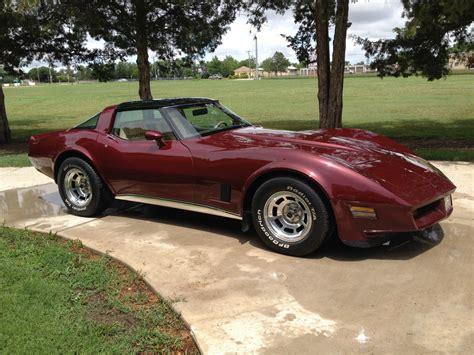 f s 1981 corvette 4 speed manual engine rebuilt 09