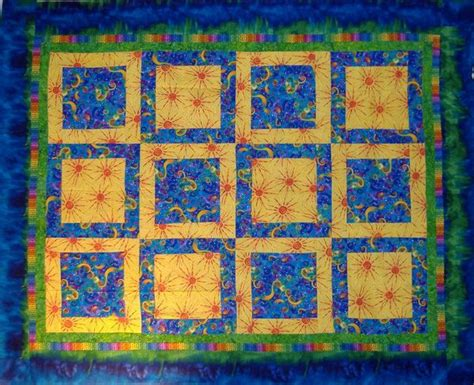 Potato Chip Quilt Pattern by Is There A Name For This Quilt Pattern