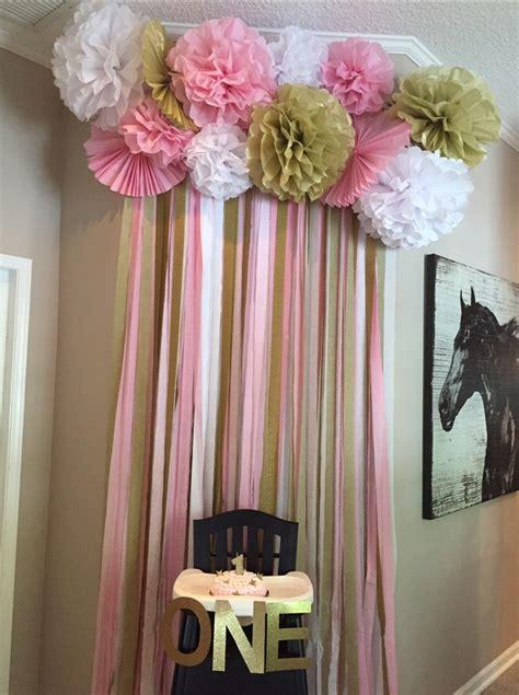 ideas para decorar la silla beb 233 en su primer cumplea 241 os