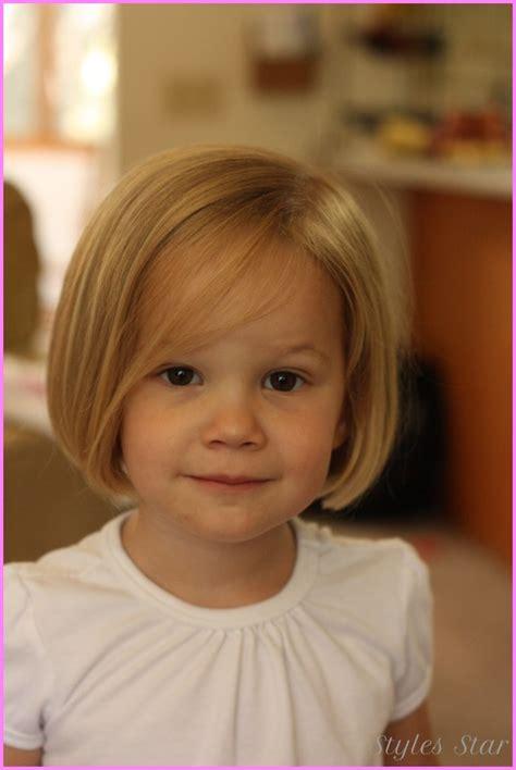 bob haircut young little girl bob haircuts stylesstar com